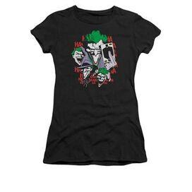 Joker Four Of A Kind Juniors T-Shirt