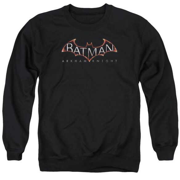 Batman Arkham Knight Logo Adult Crewneck Sweatshirt
