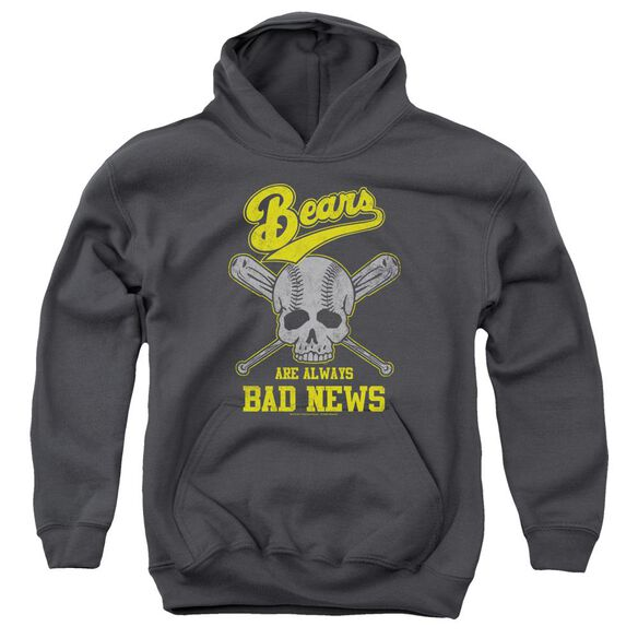 Bad News Bears Always Bad News Youth Pull Over Hoodie