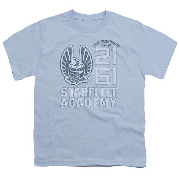 Star Trek 2161 Short Sleeve Youth Carolina T-Shirt