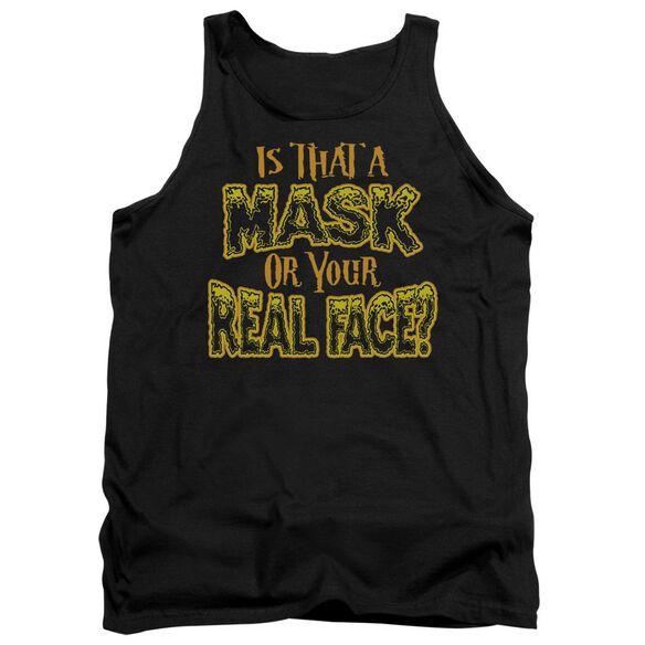 Mask Adult Tank