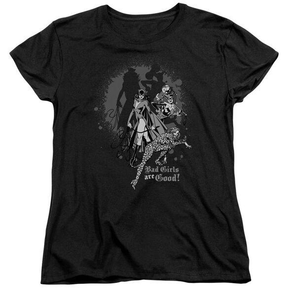 Dc Bad Girls Are Good Short Sleeve Womens Tee T-Shirt