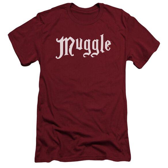 Harry Potter Muggle Hbo Short Sleeve Adult T-Shirt