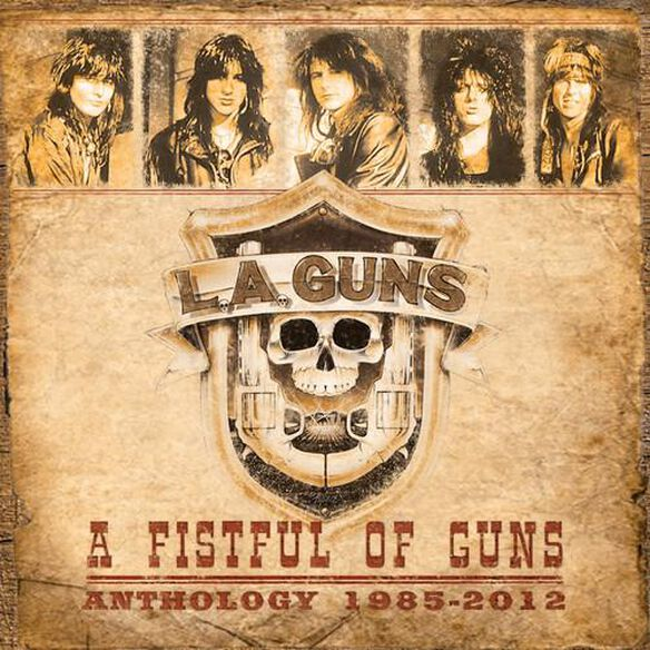 A Fistful Of Guns Anthology 1985 2012
