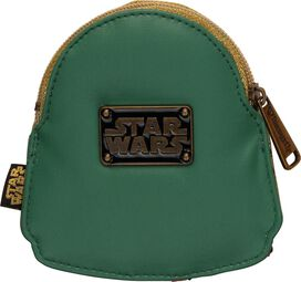 Star Wars Boba Fett Helmet Coin Bag
