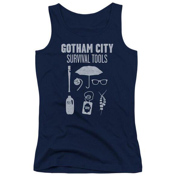 Gotham Survival Tools Juniors Tank Top