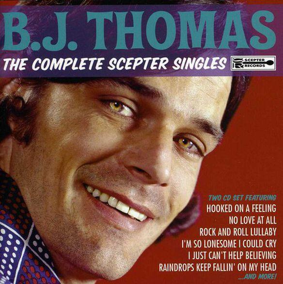 B.J. Thomas - The Complete Sceptor Singles