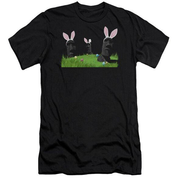 Easter Island Short Sleeve Adult T-Shirt