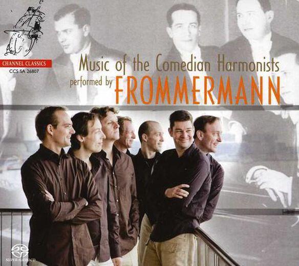 Music Of Comedian Harmonists (Hybr)