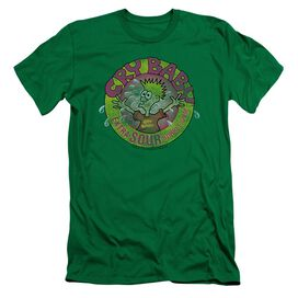 DUBBLE BUBBLE LOGO - S/S ADULT 30/1 - KELLY GREEN T-Shirt