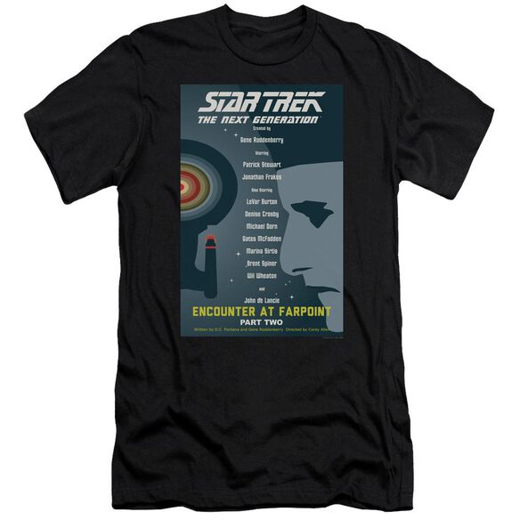 Star Trek Tng Season 1 Episode 2 Short Sleeve Adult T-Shirt
