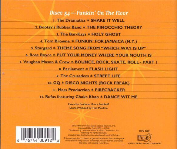 Disco 54:Funkin On The498