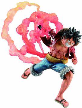 One Piece Ichiban Luffy PVC Figure [Professionals]