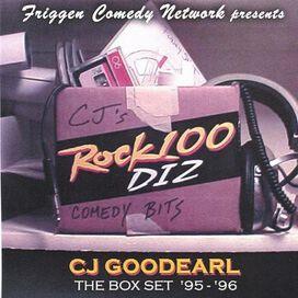 Friggen Comedy Network - C.J. Goodearl: The Box Set '95-'96