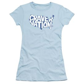 WHITE CASTLE CRAVER NATION-S/S JUNIOR T-Shirt