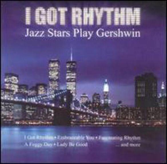 Jazz Stars Play Gershwin / Various (Ger)
