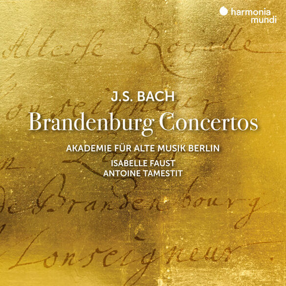 Akademie Fur Alte Musik Berlin - Bach: Brandenburg Concertos