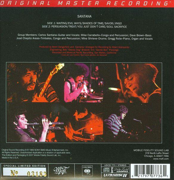 Santana (1) (Omr)