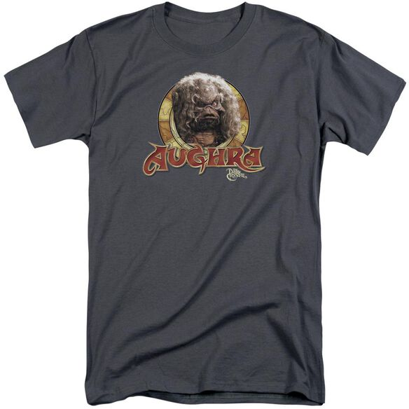 Dark Crystal Aughra Circle Short Sleeve Adult Tall T-Shirt