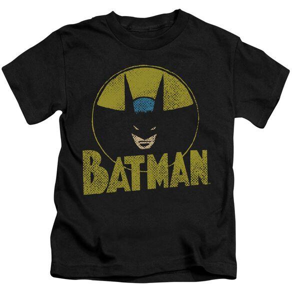 Dc Circle Bat Short Sleeve Juvenile T-Shirt