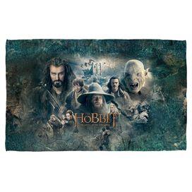 The Hobbit Epic Towel White
