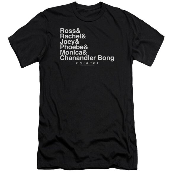 Friends Chanandler Bong Hbo Short Sleeve Adult T-Shirt