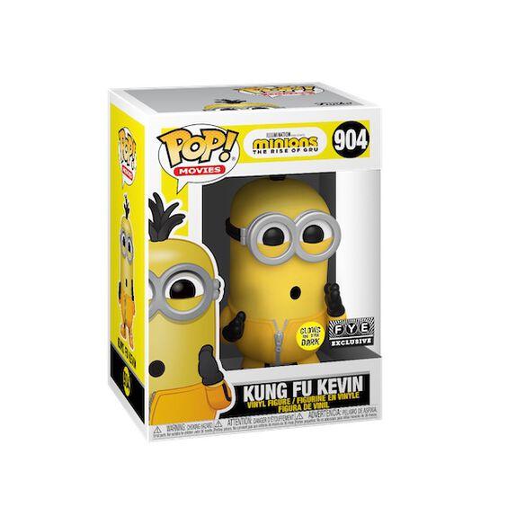 Funko Pop! Minions: Kung Fu Kevin (glow)