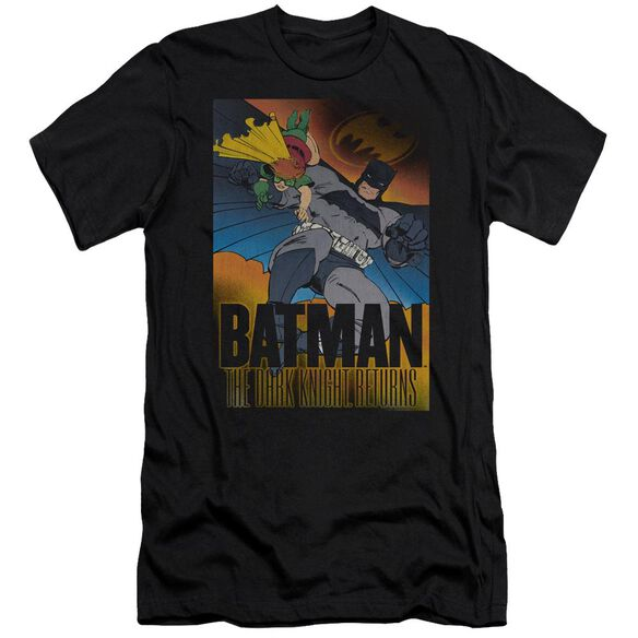 Batman Dk Returns Short Sleeve Adult T-Shirt