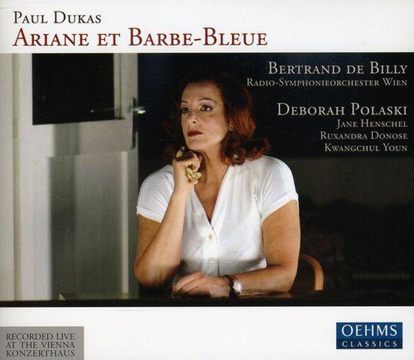 P. Dukas - Ariane Et Barbe-Bleue