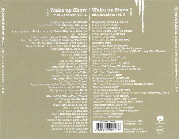 Wake Up Show Mix Arc.V1&2