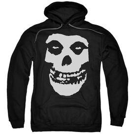 Misfits Fiend Skull Adult Pull Over Hoodie