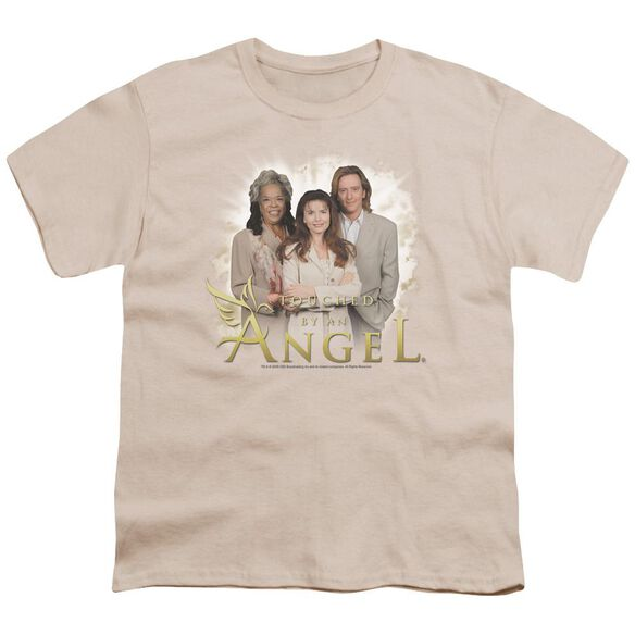 Touched By An Angel An Angel Short Sleeve Youth T-Shirt