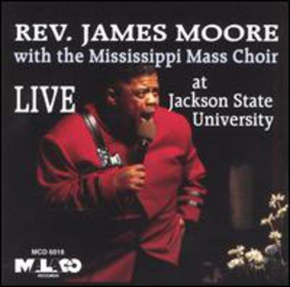Rev. James Moore - Live at Jackson State