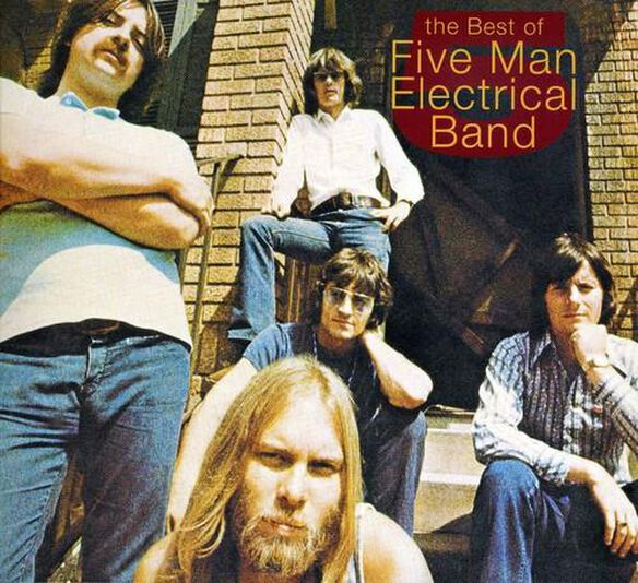 Best Of The Five Man Electrical Band
