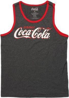Coca-Cola Vintage Red Tank Top