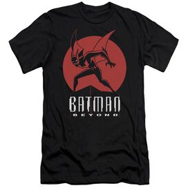 Batman Beyond Perched Short Sleeve Adult T-Shirt