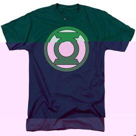 GREEN LANTERN LANTERN LOGO-S/S ADULT T-Shirt