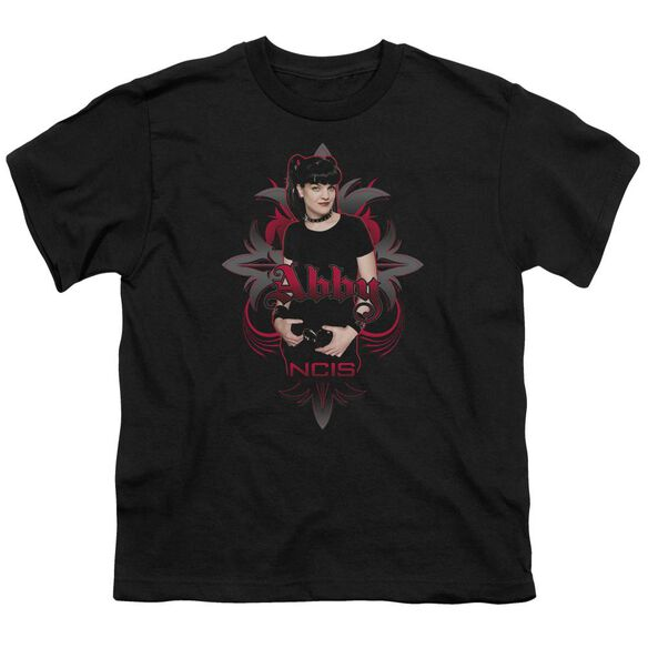 Ncis Abby Gothic Short Sleeve Youth T-Shirt