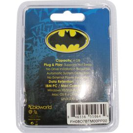 Batman Flash Drive Keychain