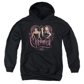 Charmed Charmed Girls-youth Pull-over Hoodie