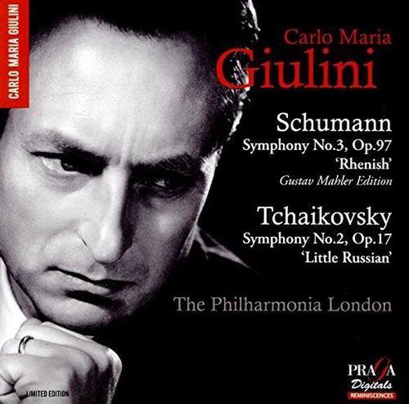 Symphony No.3 / Symphony No.2