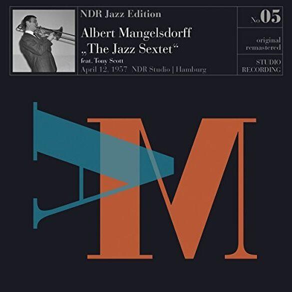 Albert Mangelsdorff - Jazz- Sextett