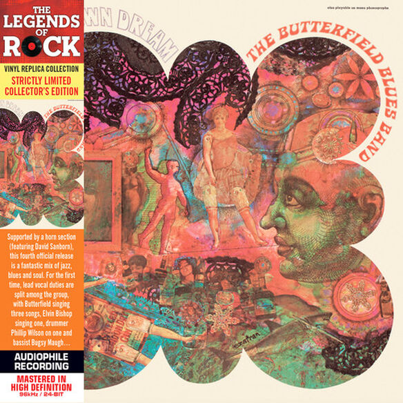 Butterfield Blues Band - In My Own Dream