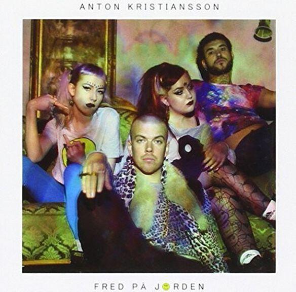 Anton Kristiansson - Fred Pa Jorden