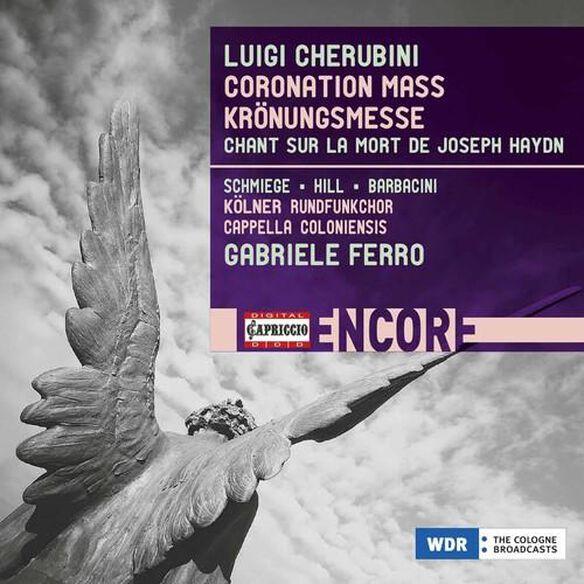 Luigi Cherubini: Coronation Mass Kronungsmesse