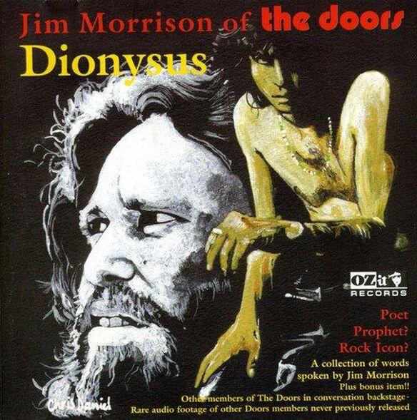 Dionysus Poet Prophet Rock Icon (Uk)
