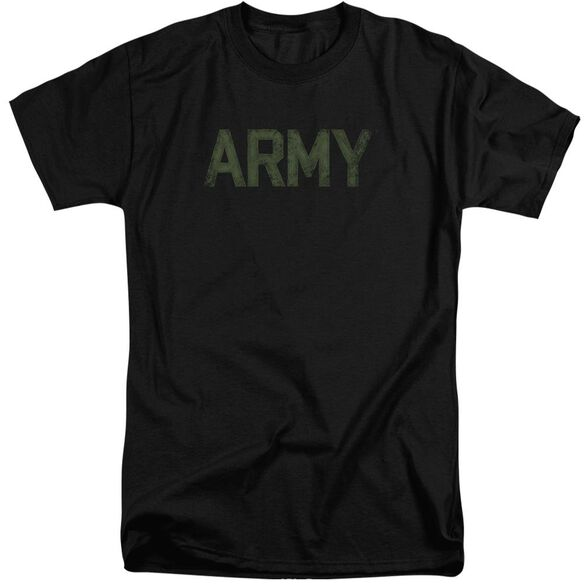 Army Type Short Sleeve Adult Tall T-Shirt