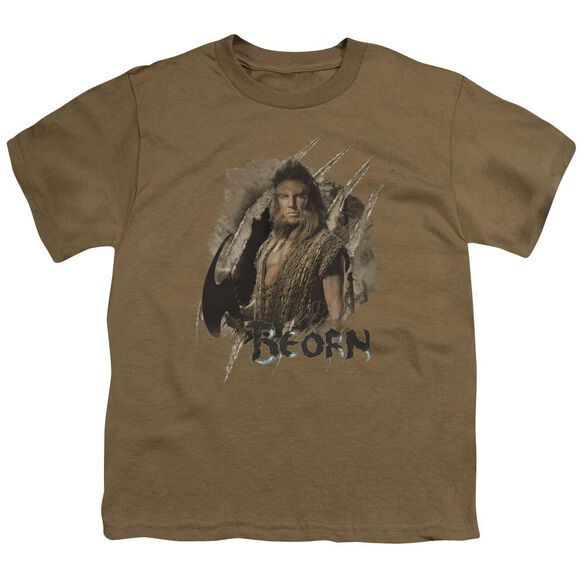 Hobbit Beorn Short Sleeve Youth Safari T-Shirt