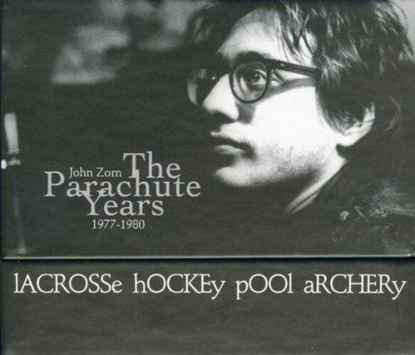Parachute Years