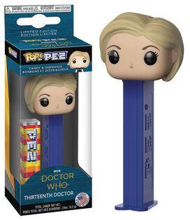 Funko Pop! Pez: Doctor Who - Thirteenth Doctor